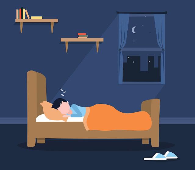 perbaiki kualitas tidur
