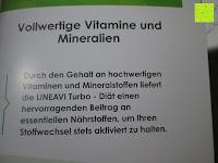 Inhalt: Lineavi Vitalkost – Der gesunde Diät Shake für Ihr Abnehmprogramm + Shaker, 500g (Starterpaket)