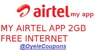 Airtel App 2gb free data tricks