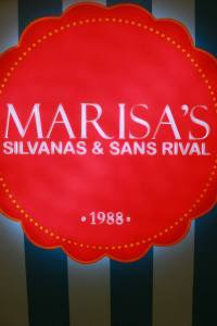Marisa's Silvanas & Sans Rival