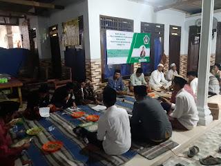 Sambut Harlah NU Ke-95 KPM STAI-MU POSKO VII Khotmil Qur'an Sekaligus Istigasah Bersama Perangkat Desa