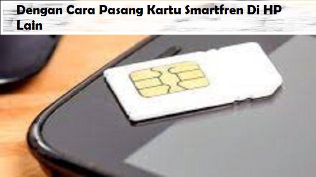 Cara Mengatasi Kartu Smartfren Tidak Ada Layanan