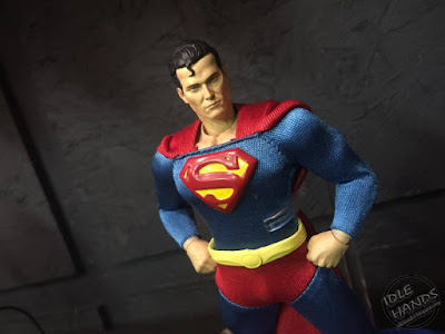 Toy Fair 2017 Mezco One:12 Collective DC Comics Superman