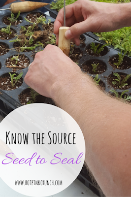 Know the Source | Young Living Seed to Seal | Hot Pink Crunch