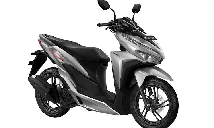 Honda Vario Dapat Warna Baru, Makin Sporty dan Premium