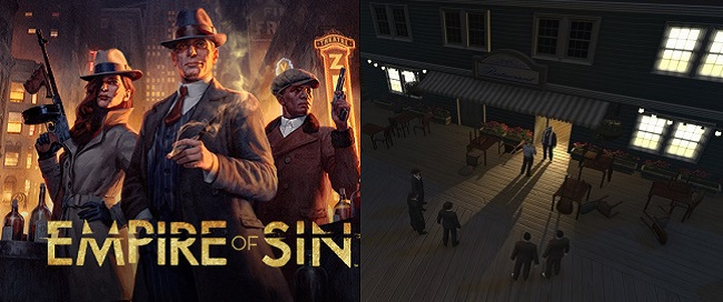 Differences of Empire of Sin vs Omerta City of Gangsters