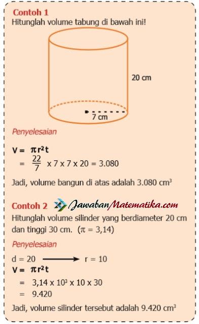 Jawaban Matematika Kls 5 Halaman 168