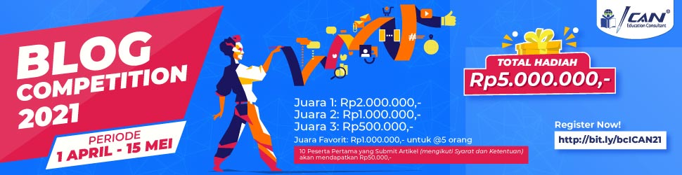 blog competition ican education