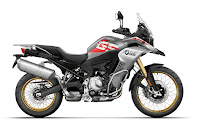 BMW F 850 GS Adventure Exclusive (2019) Side