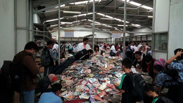 Buku Murah Rp 5000 Gramedia Big Sale