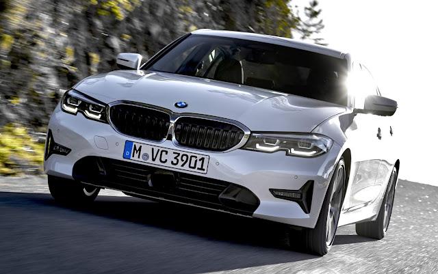 BMW Série 3 2021 tem nova versão de entrada: 320i GP