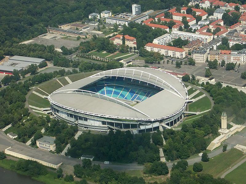 Zentralstadion, Estádio de Futebol de Leipzig na Alemanha