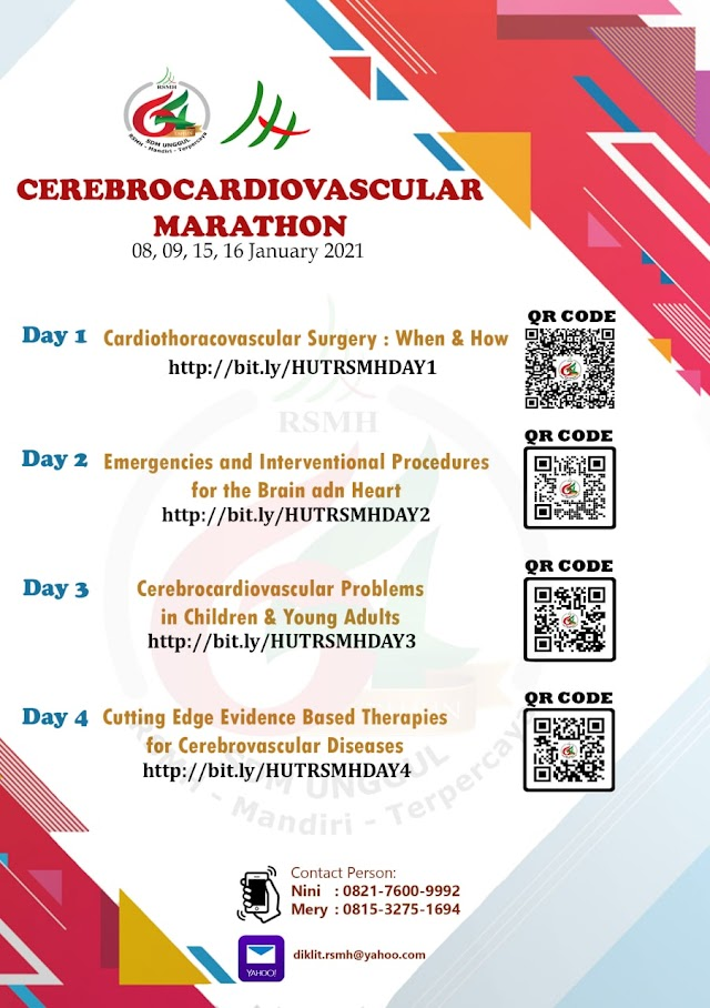 "Total 20 SKP IDI CEREBROCARDIOVASCULAR MARTHON ""Brain & Heart in Collaboration""- Day 2 ""Emergencies and Interventional Procedures for the Brain and Heart"""