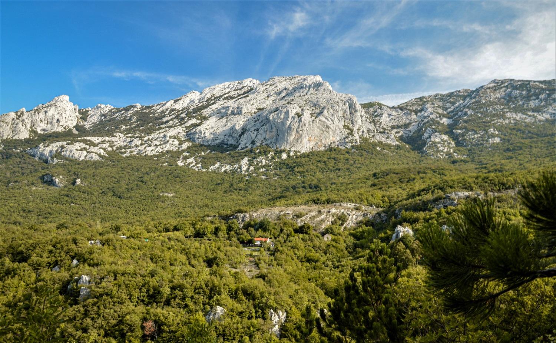 Velebit Szlaki Chorwacja