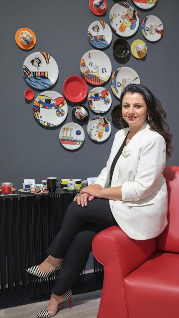 Kütahya Porselen'e 2 uluslararası ödül