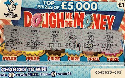 £1 Dough Me The Money