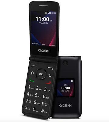Alcatel Go Flip V - هاتف أساسي فريزون