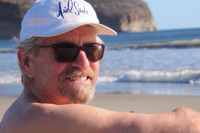Michael Douglas Nicaragua