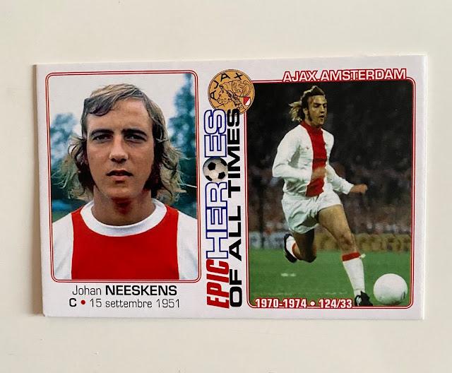 figurina Neeskens Ajax