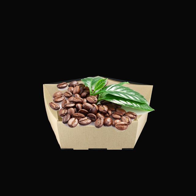 koszyk na kawę
