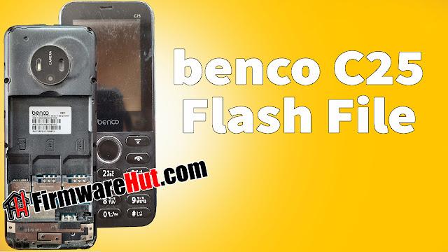 benco-C25-Flash-File-without-password