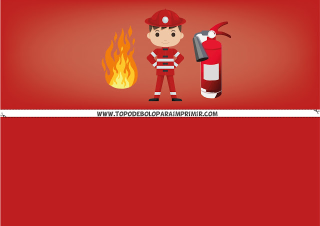 faixa lateral bombeiro