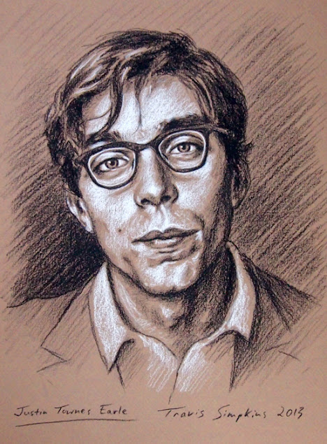 Justin Townes Earle. Singer-Songwriter and Musician. by Travis Simpkins
