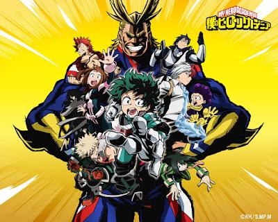 10 Rekomendasi Anime Genre Action Terbaik Yang Harus Kalian Tonton Part 2
