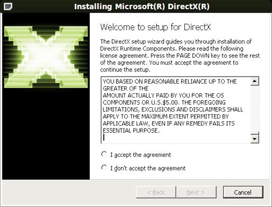 Hướng dẫn cách tải và cài đặt DirectX trên máy tính a