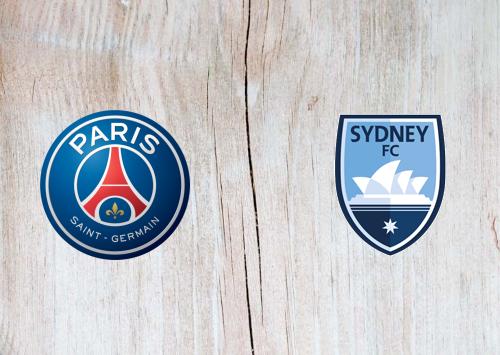 PSG vs Sydney Full Match & Highlights 30 July 2019