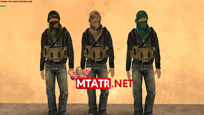 MTA SA Somalia Militia