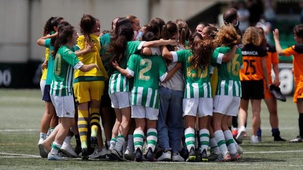 El filial del Betis Féminas consigue el ascenso a la Reto Iberdrola (0-0)