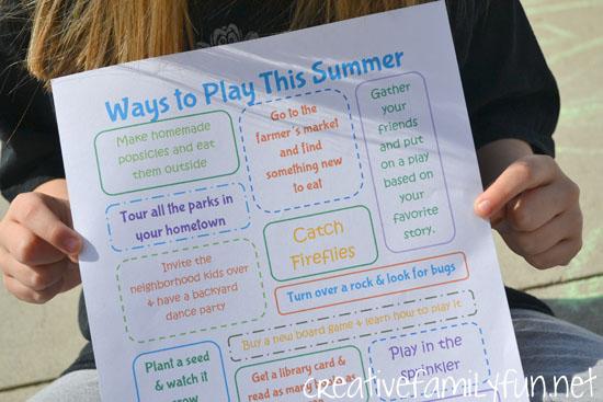 Printable Summer Bucket List Ideas2