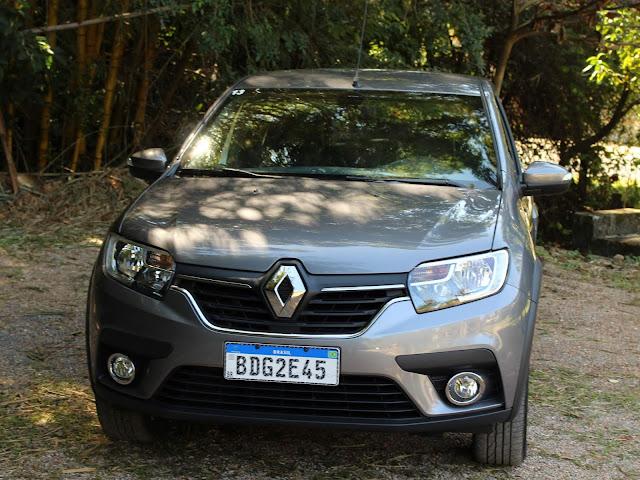 Novo Renault Logan 2020 Automático