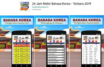 kamus bahasa korea indonesia