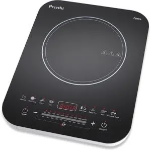 best induction cooktop prethi curve