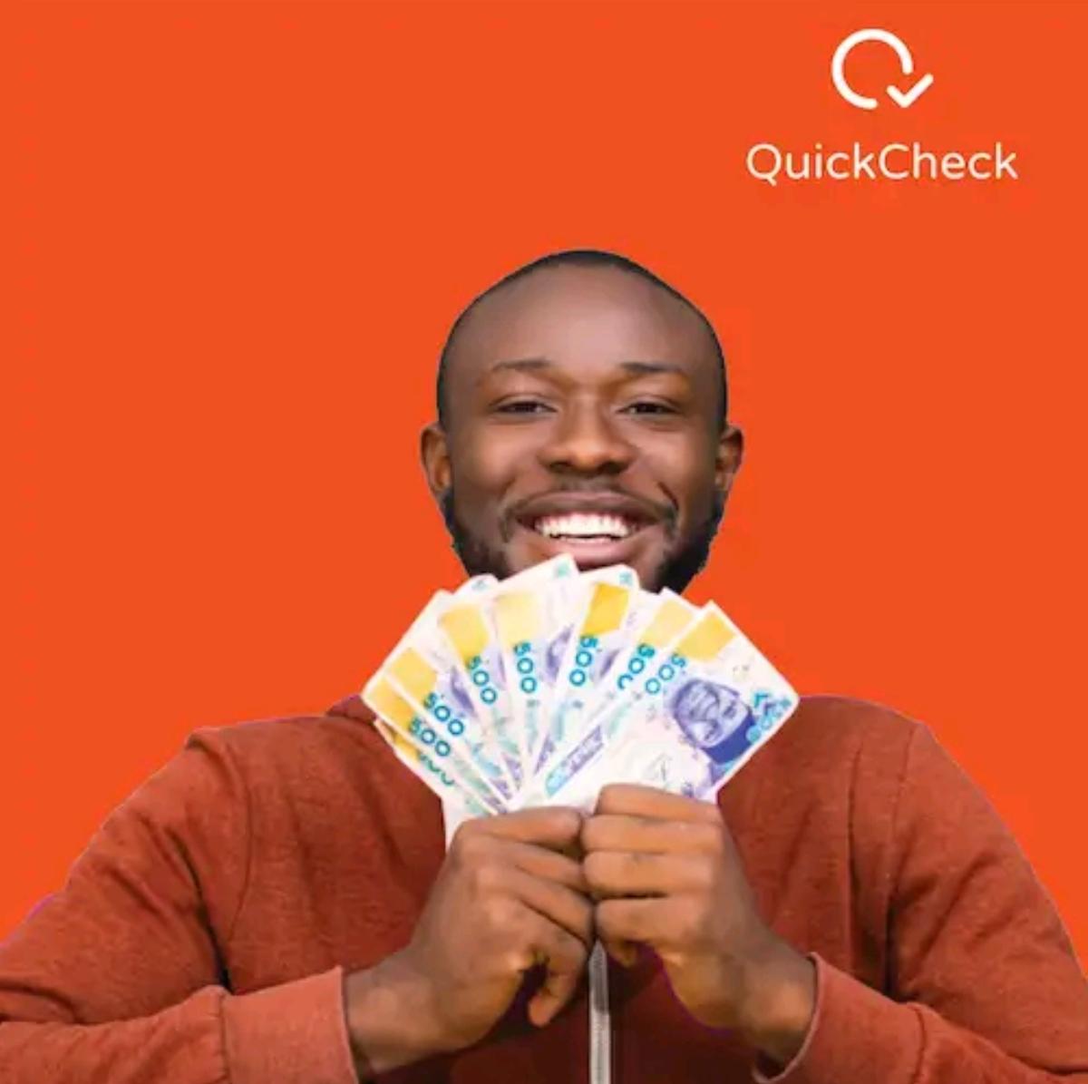 QuickCheck Loan App Nigeria