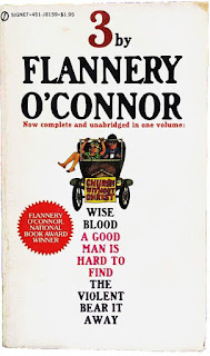 3 by Flannery O'Connor book cover