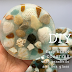 Easy Sea Shell and Sea Glass Resin Coaster Tutorial