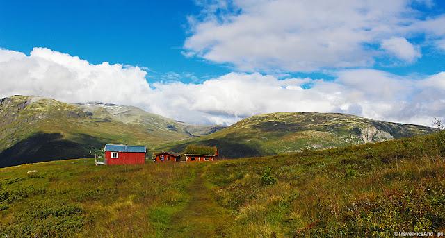 Randonnée vers le village Hovdungo depuis Vikesland