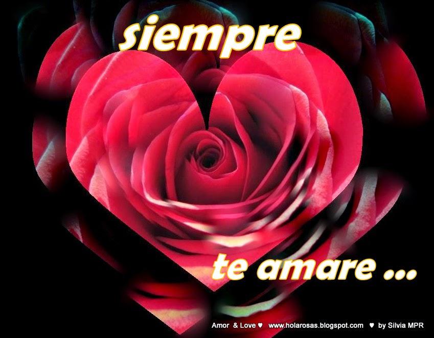 Imagenes De Amor Con Rosas Y Corazones