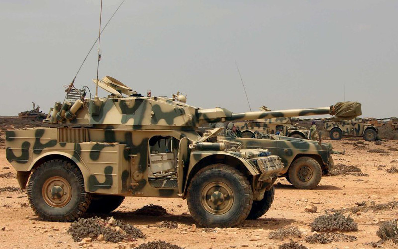 Le Maroc contre une tentative du polisario d'installer un camp de Tindouf à Lagouira.