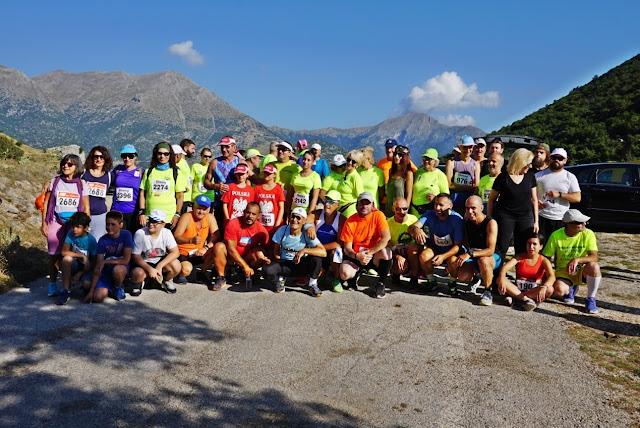 Αργολίδα: 11ος Λαϊκός Ορεινός Αγώνας Ανωμάλου Δρόμου Φρουσιούνας