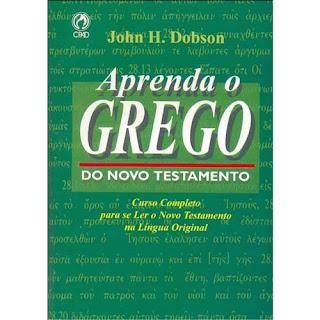 Gramática Grego Novo Testamento