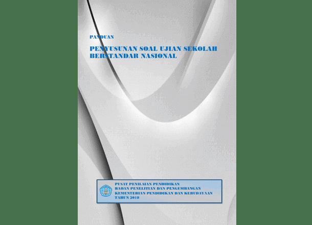 Modul USBN (Panduan Penyusunan Soal USBN)