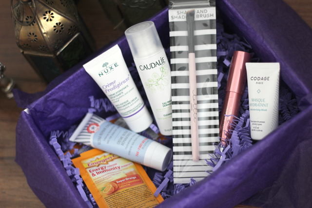 lf beauty box 2016 review