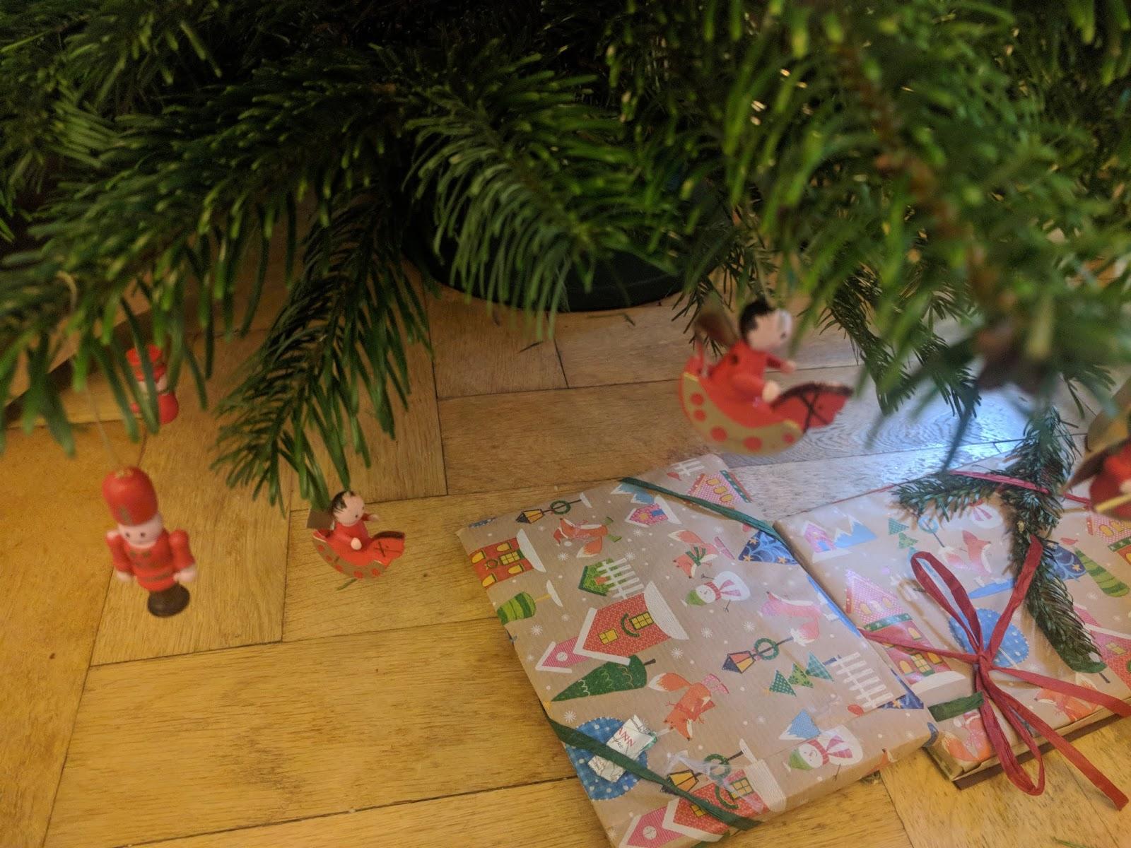 Runzelfüßchen: Von Weihnachten und Krank sein - das Wochenende in ...