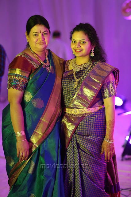 Surekha with daughter Jyothirmayi