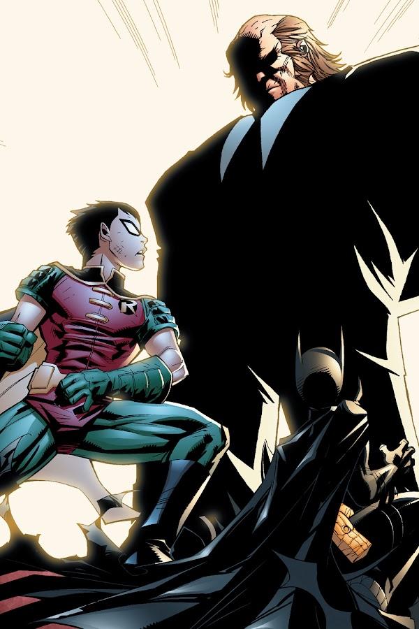 robin vs blockbuster dc comics