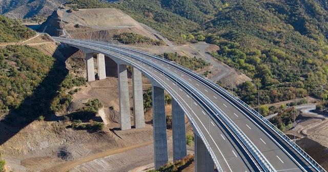 New highway section Demir Kapija – Smokvica opens